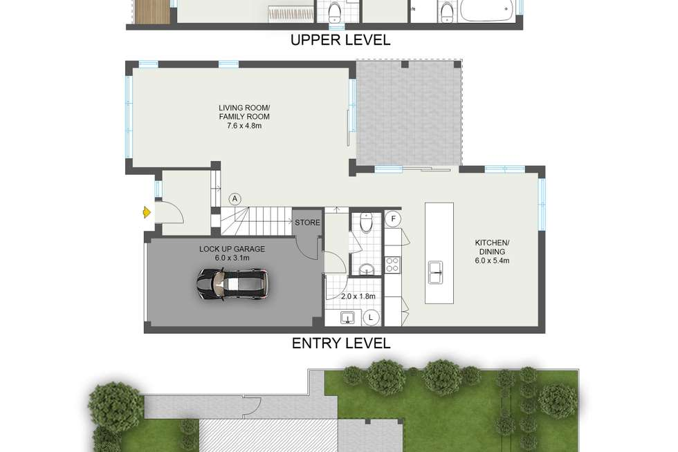 Floorplan of Homely house listing, 107 Fairsky Street, South Coogee NSW 2034