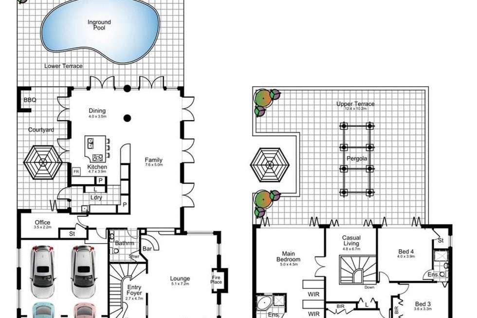 Floorplan of Homely house listing, 224 Belgrave Esplanade, Sylvania Waters NSW 2224