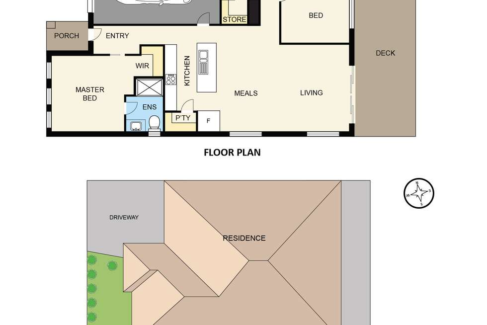 Floorplan of Homely house listing, 49 Blackhazel Crescent, Clyde North VIC 3978