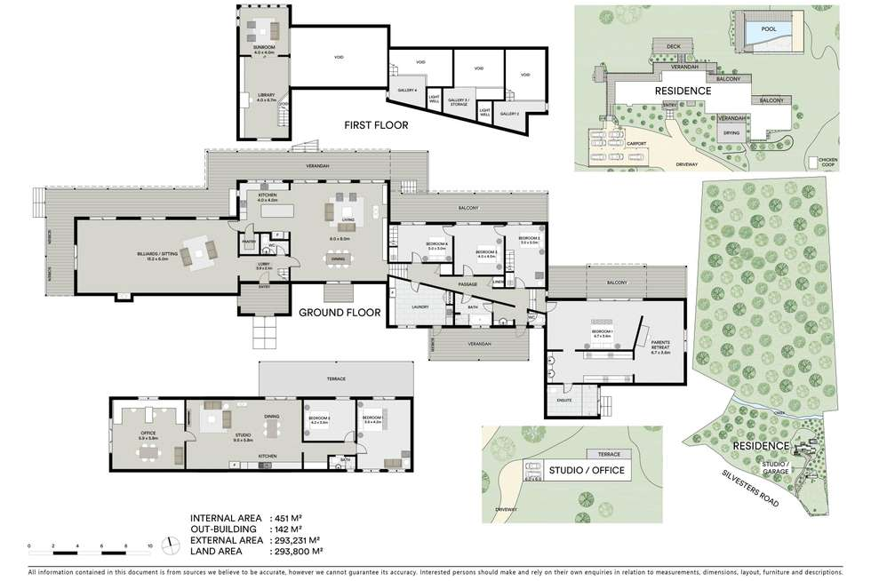 Floorplan of Homely acreageSemiRural listing, 250 Silvesters Road, Somersby NSW 2250