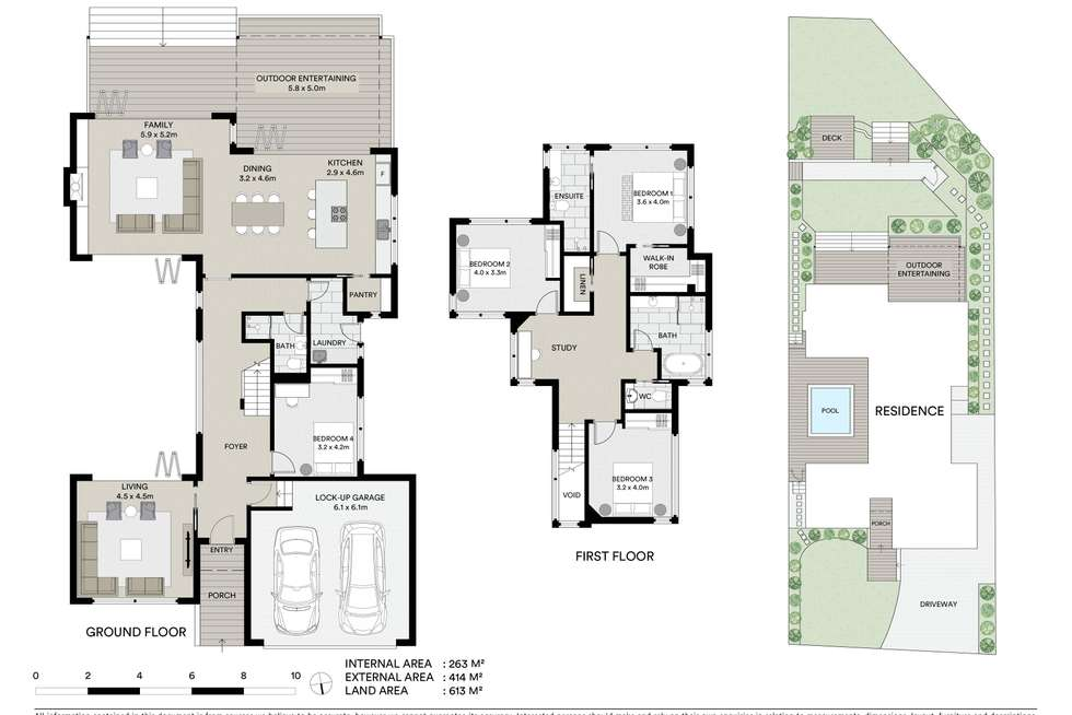Floorplan of Homely house listing, 7/54 Lumeah Avenue, Wamberal NSW 2260