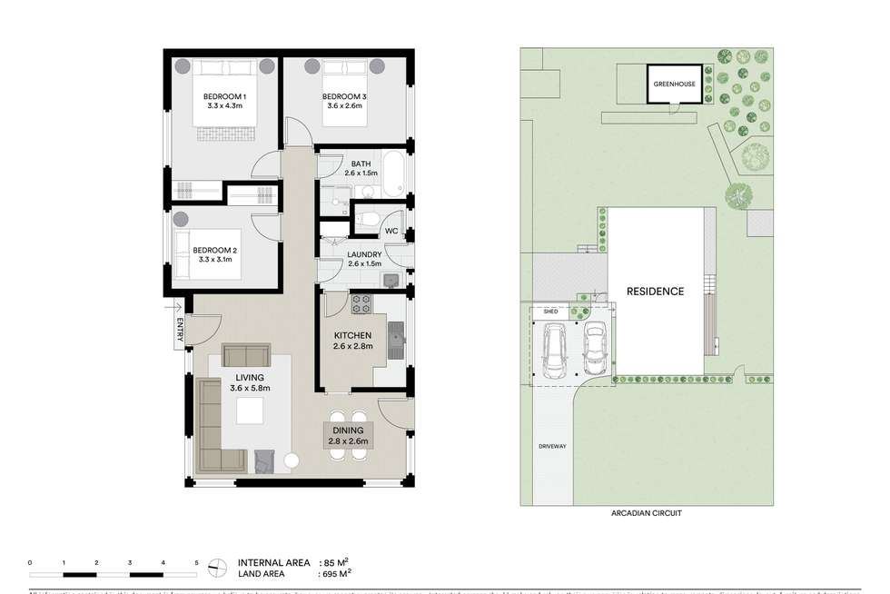 Floorplan of Homely house listing, 27 Arcadian Circuit, Carlingford NSW 2118