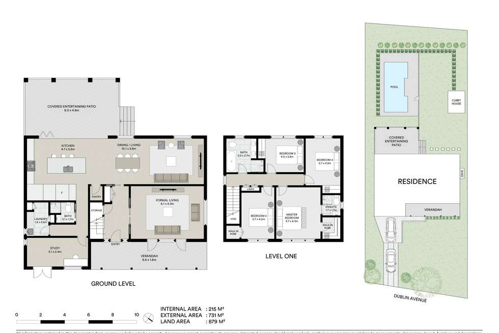 Floorplan of Homely house listing, 3 Dublin Avenue, Killarney Heights NSW 2087