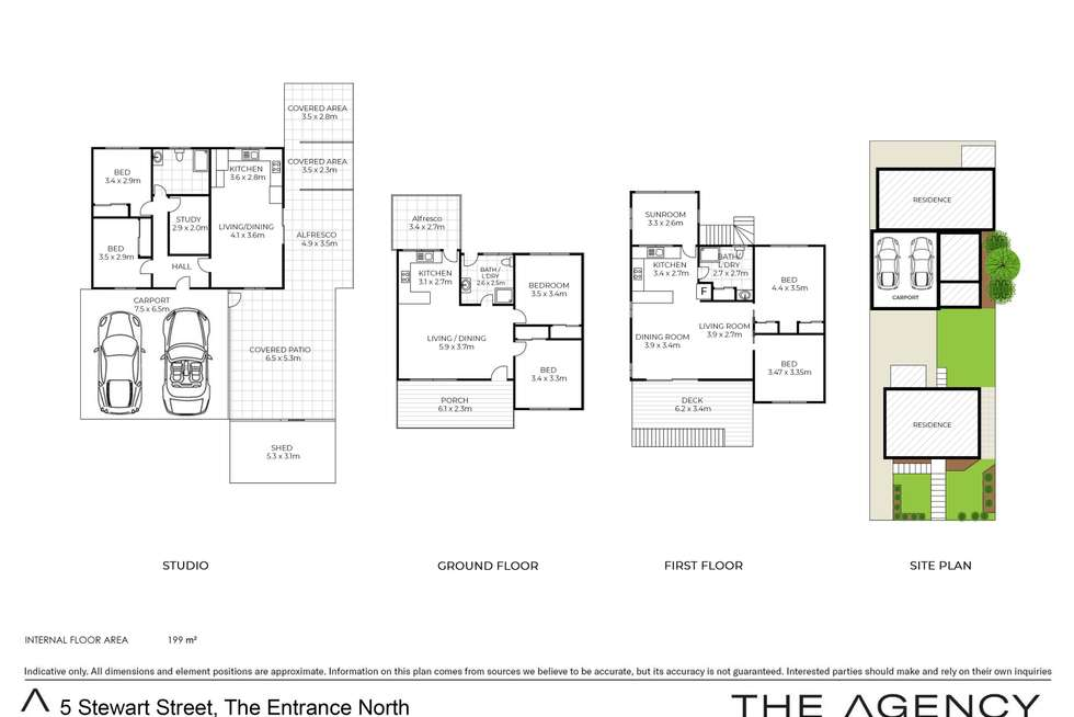 Floorplan of Homely house listing, 5 Stewart Street, The Entrance North NSW 2261