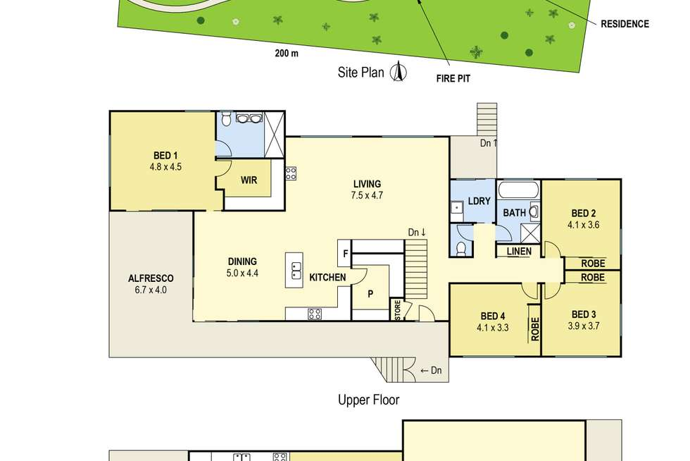 Floorplan of Homely house listing, 95-113 Morrison Road, Cedar Creek QLD 4520