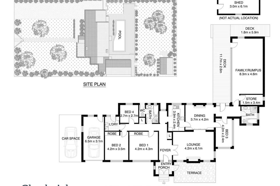 Floorplan of Homely house listing, 27 Burns Road, Wahroonga NSW 2076