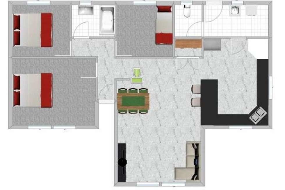 Floorplan of Homely house listing, 13 Barry Street, Cowell SA 5602