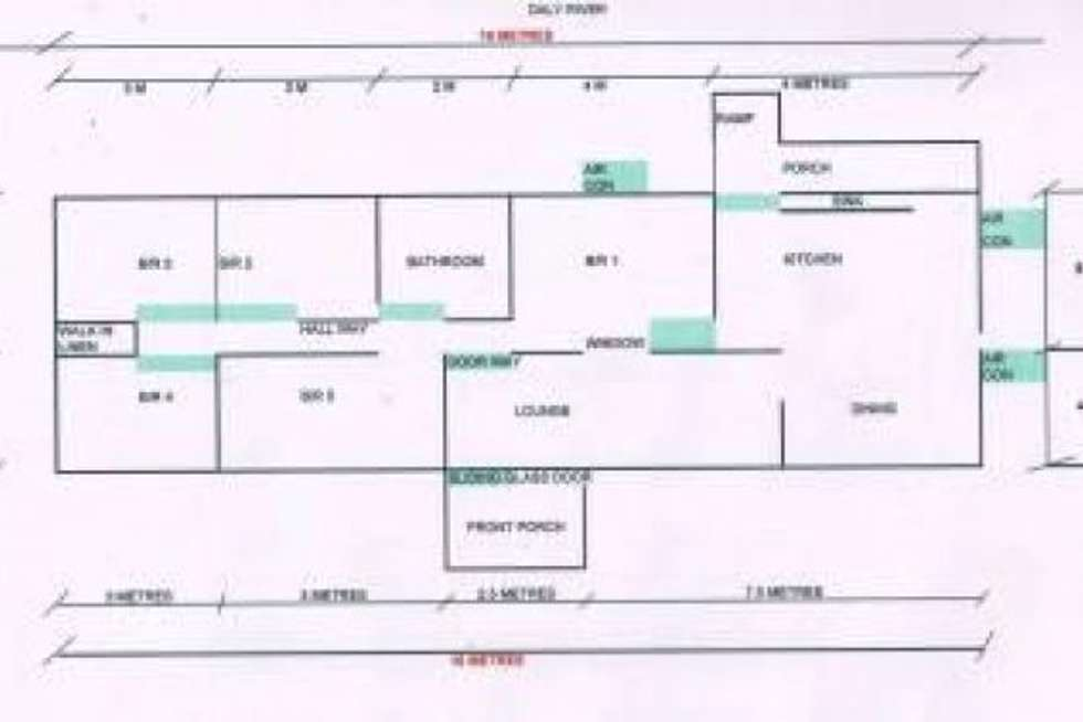 Floorplan of Homely farmlet listing, 269 WOOLIANA RD, Daly River NT 822