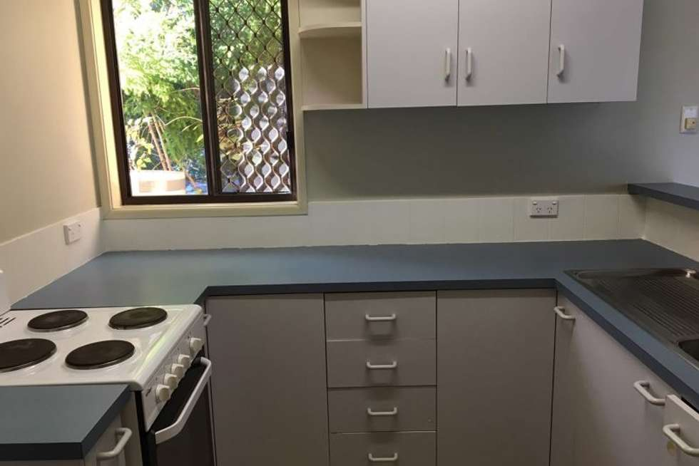 Floorplan of Homely unit listing, 1/80 Broadwater Ave, Maroochydore QLD 4558
