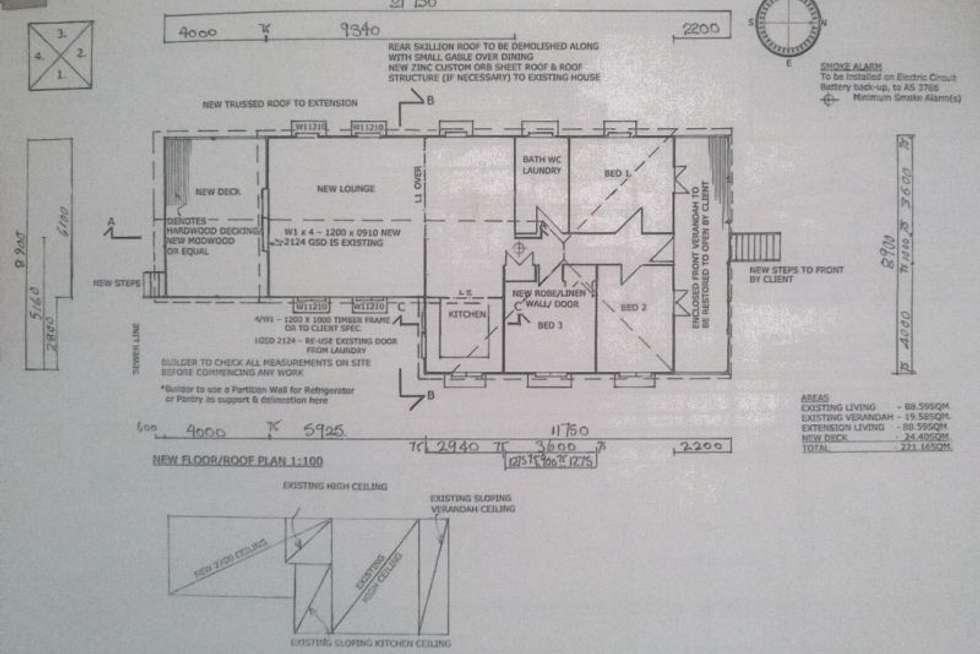 Floorplan of Homely house listing, 25 Elk Street, Nanango QLD 4615