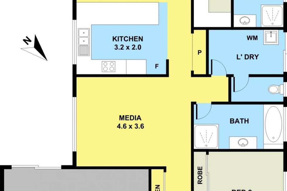 Floorplan of Homely house listing, 20 Spearmint Street, Griffin QLD 4503