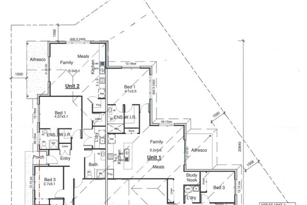 Floorplan of Homely house listing, 1/18 Proteus Street, Burpengary QLD 4505