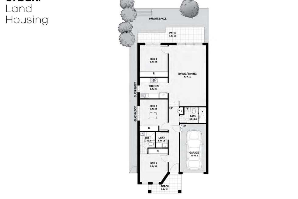 Floorplan of Homely house listing, 7 Sagwan Glade, Schofields NSW 2762