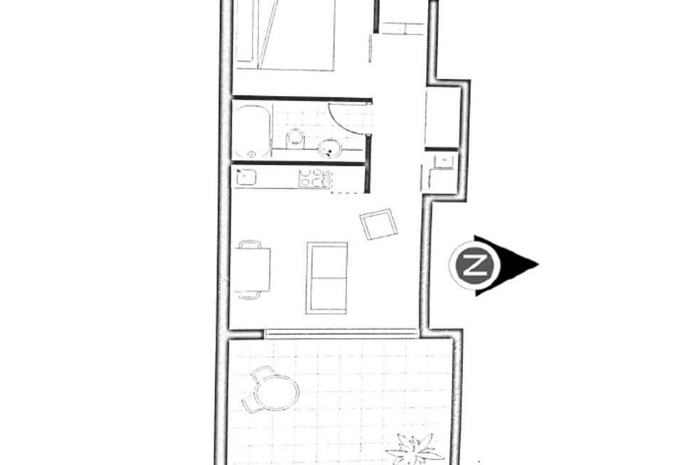 Floorplan of Homely apartment listing, 9/190 Victoria Street, Potts Point NSW 2011