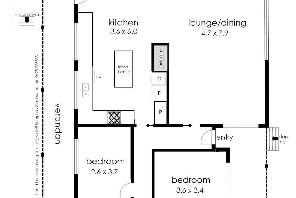 Floorplan of Homely house listing, 257 Kincaid Street, Wagga Wagga NSW 2650
