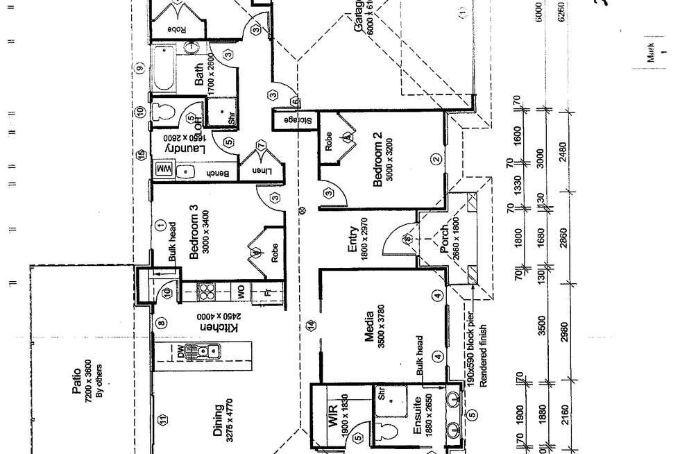 Floorplan of Homely house listing, 5 Starfish Cres, Bargara QLD 4670