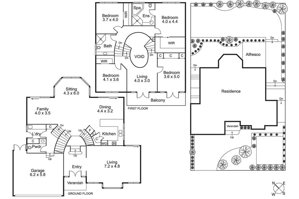 Floorplan of Homely house listing, 29 Sims St, Sandringham VIC 3191