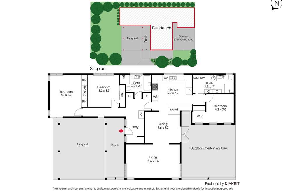Floorplan of Homely house listing, 10 Peverill Street, Malvern East VIC 3145
