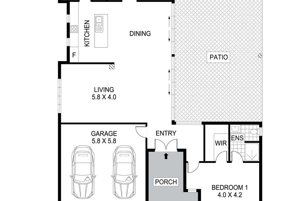 Floorplan of Homely house listing, 27 Blackburn Street, Muirhead NT 810