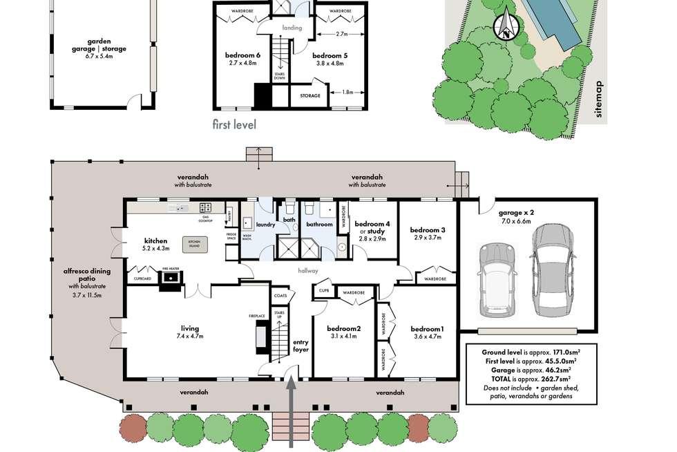 Floorplan of Homely house listing, 10 St Denis Close, Burradoo NSW 2576