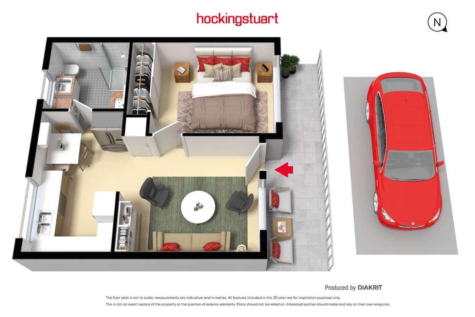 Floorplan of Homely flat listing, 7/20 Bradshaw Street, Frankston VIC 3199