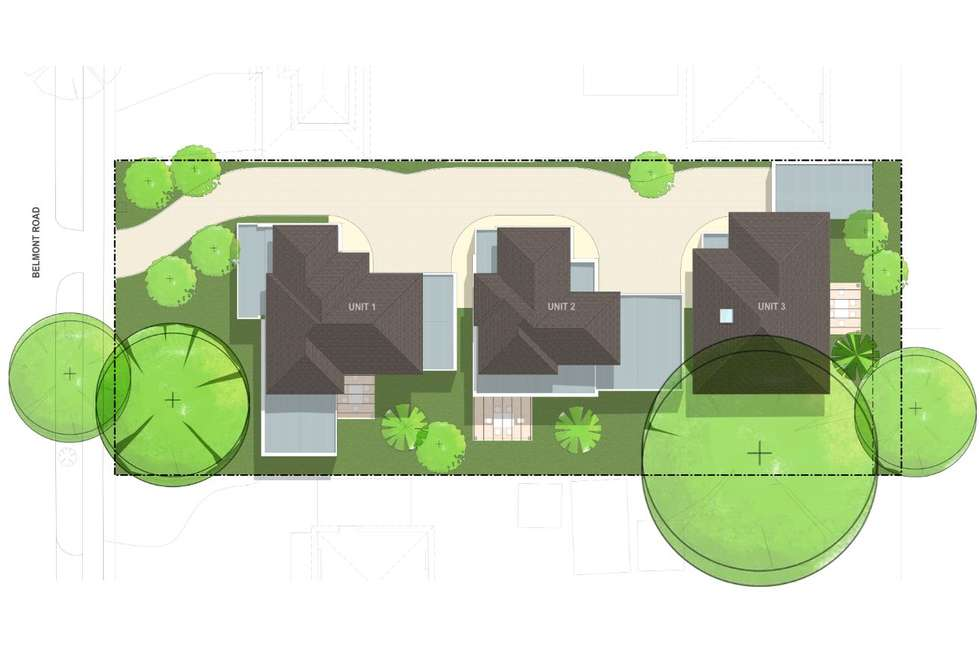 Floorplan of Homely townhouse listing, 3/29 Belmont Road West, Croydon South VIC 3136