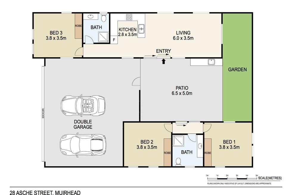 Floorplan of Homely house listing, 28 Asche Street, Muirhead NT 810