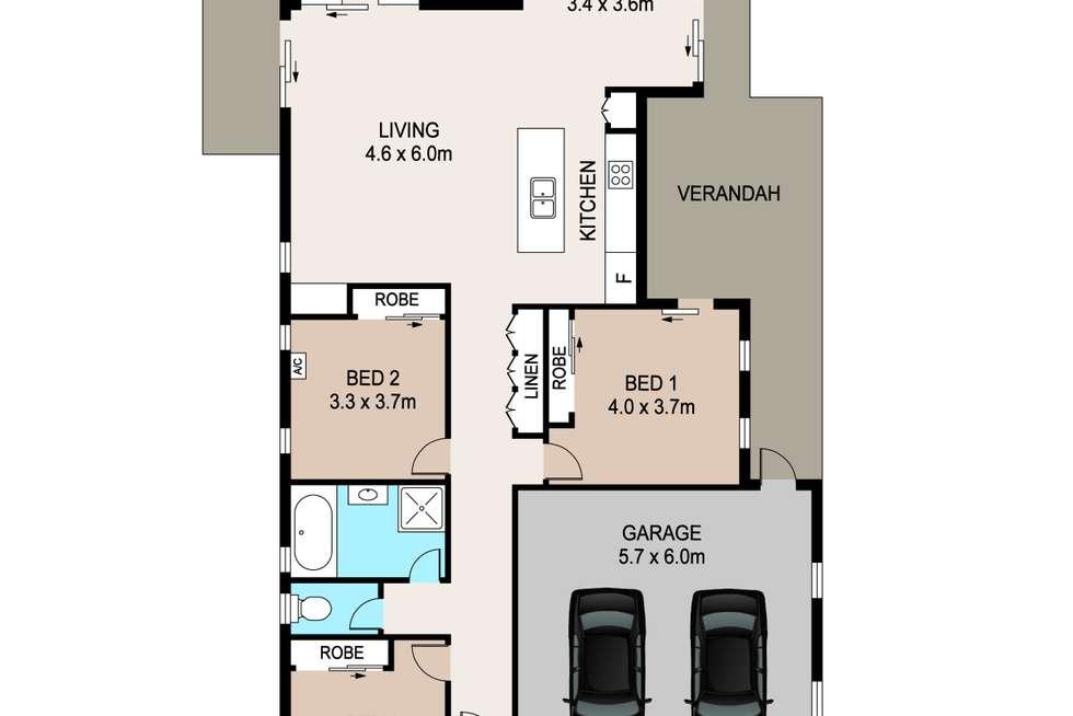 Floorplan of Homely house listing, 26 Coleman Street, Muirhead NT 810
