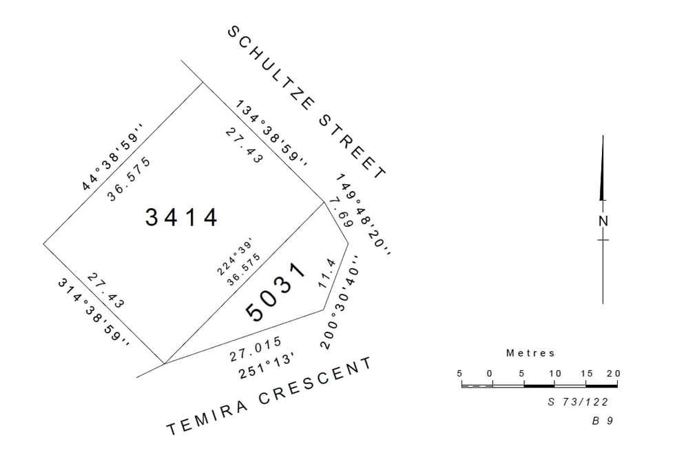 Floorplan of Homely house listing, 1 Schultze Street, Larrakeyah NT 820