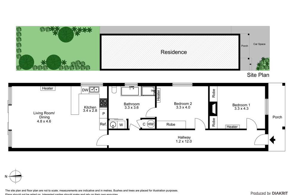 Floorplan of Homely house listing, 11 Fawkner Street, South Yarra VIC 3141