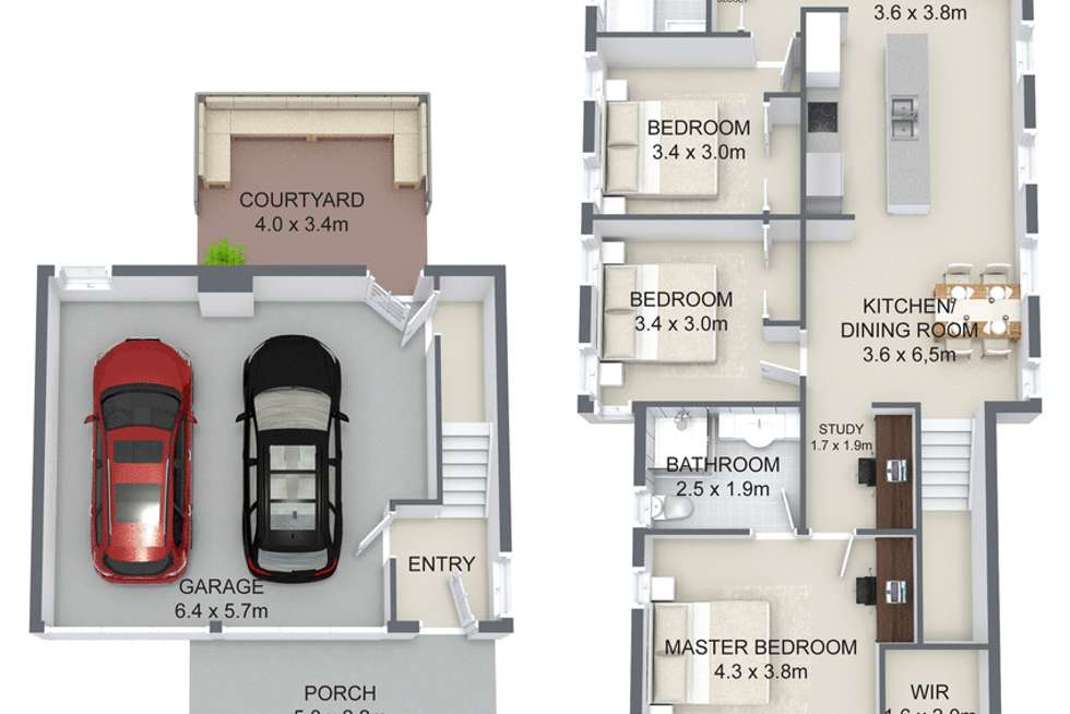 Floorplan of Homely house listing, 79 Willow Rise Drive, Waterford QLD 4133
