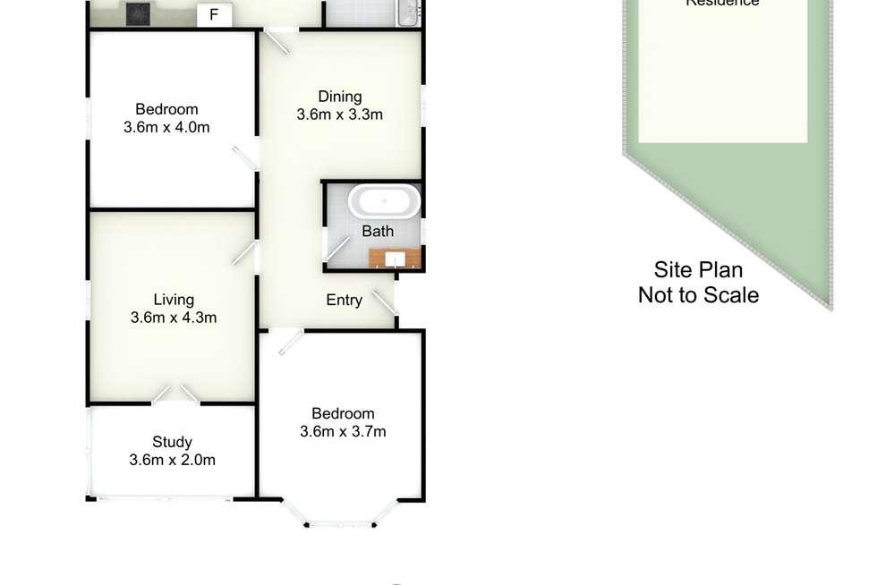Floorplan of Homely house listing, 80 Georgetown Road, Georgetown NSW 2298