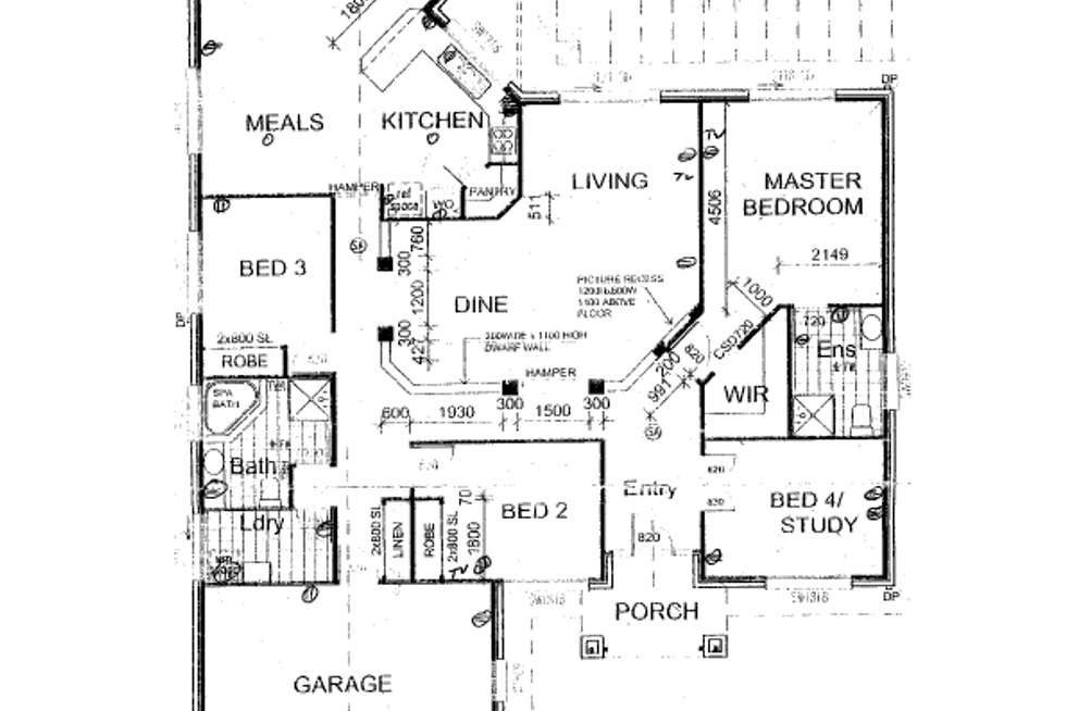 Floorplan of Homely house listing, 15 Discovery Drive, Little Mountain QLD 4551