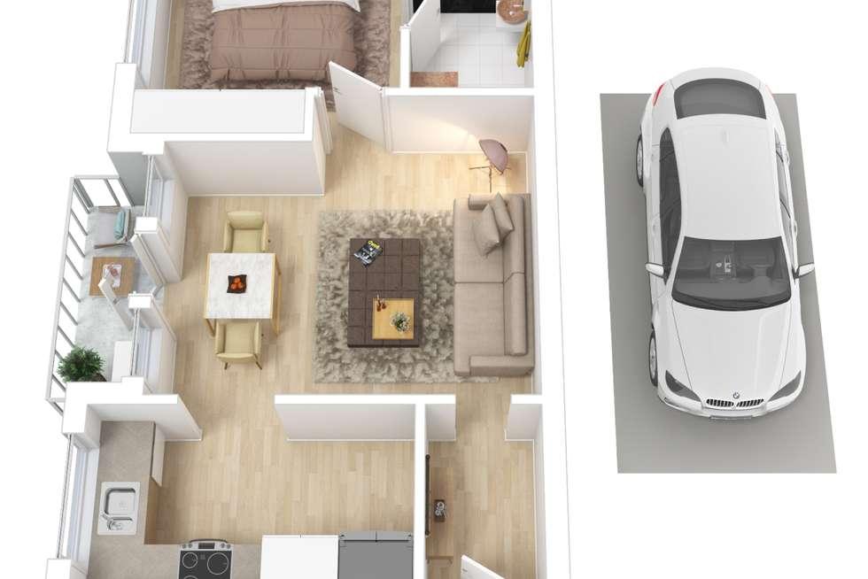Floorplan of Homely apartment listing, 7/25 Irving Avenue, Prahran VIC 3181