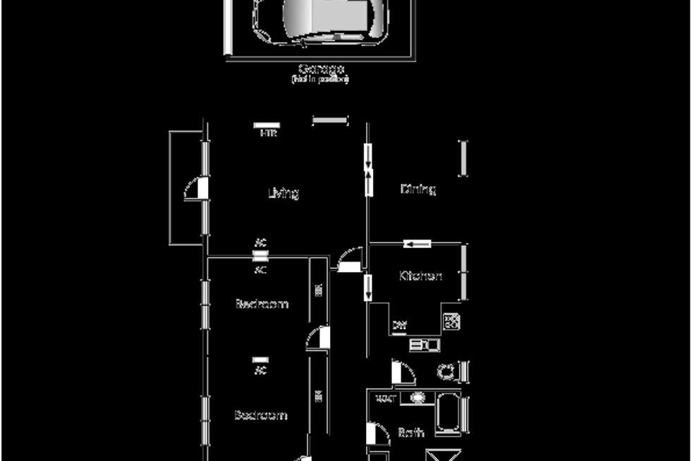 Floorplan of Homely apartment listing, 6/43 Rockley Road, South Yarra VIC 3141