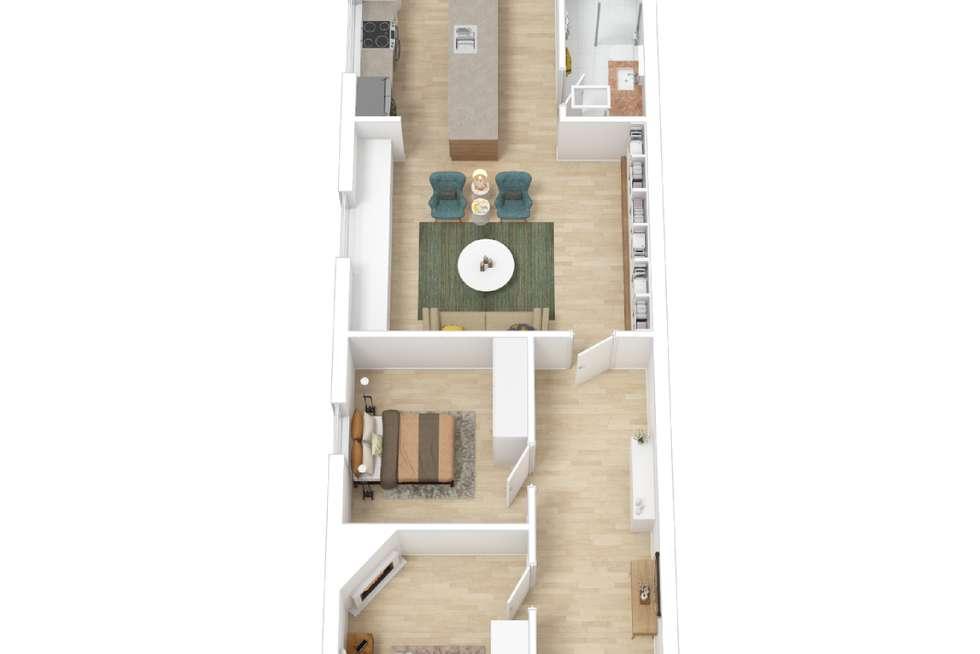 Floorplan of Homely house listing, 87 Chomley Street, Prahran VIC 3181