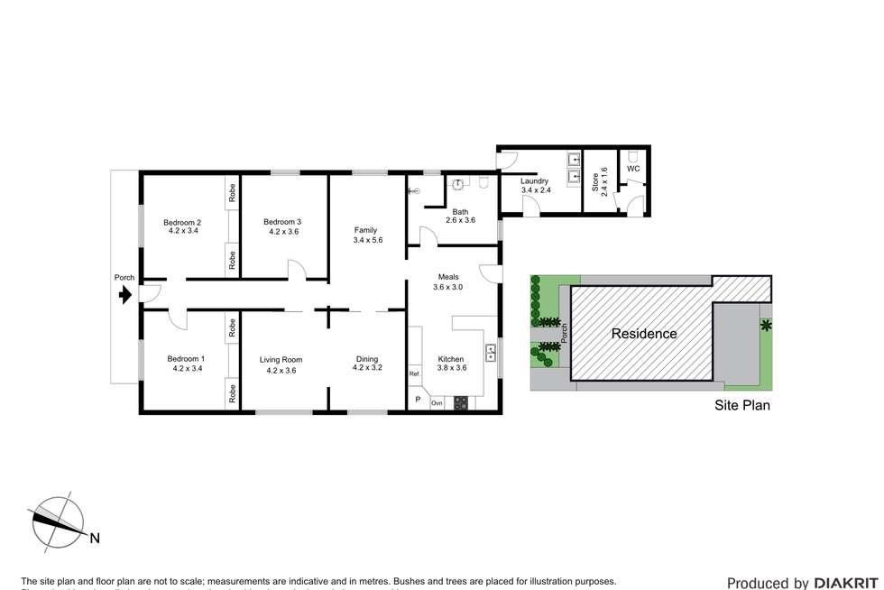 Floorplan of Homely house listing, 145 Peel Street, Prahran VIC 3181