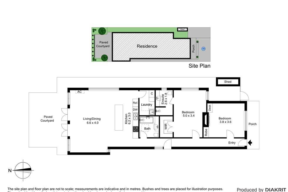 Floorplan of Homely house listing, 21 Aberdeen Road, Prahran VIC 3181