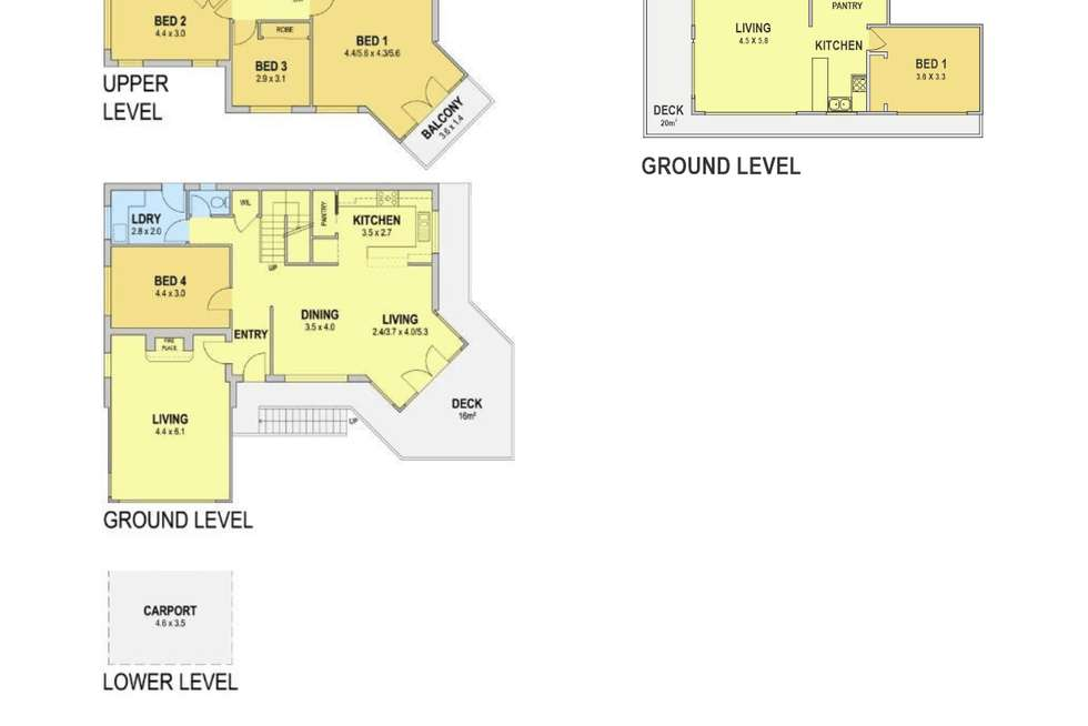 Floorplan of Homely house listing, 1 Aviemore Place, Figtree NSW 2525
