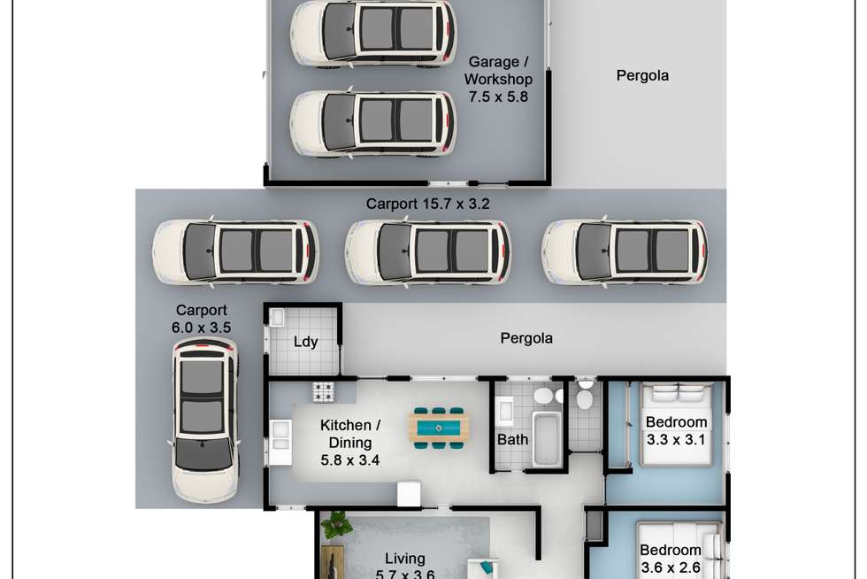 Floorplan of Homely house listing, 53 Arnott Road, Marayong NSW 2148