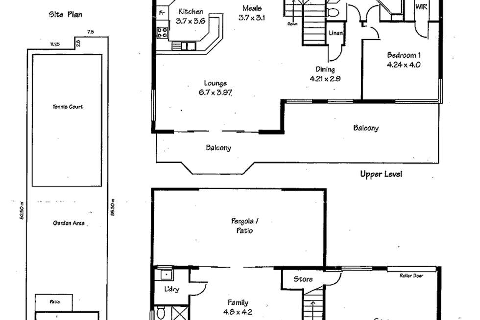 Floorplan of Homely house listing, 253 Esplanade, Aldinga Beach SA 5173
