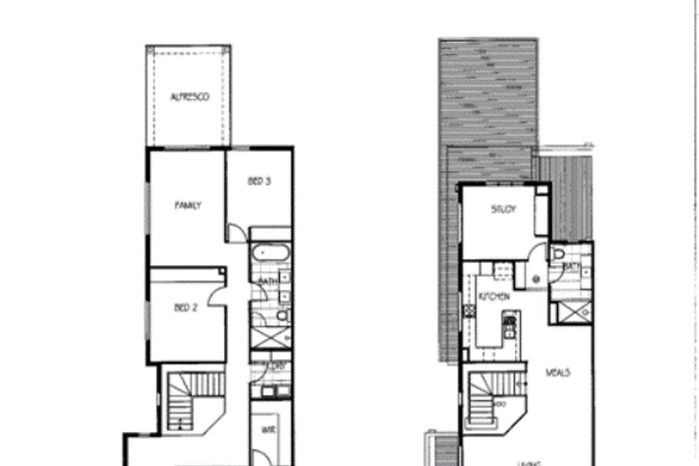 Floorplan of Homely house listing, 180A Esplanade, Aldinga Beach SA 5173