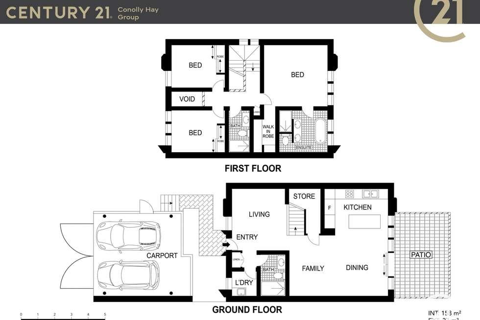 Floorplan of Homely house listing, 1 Regency Court, Peregian Springs QLD 4573