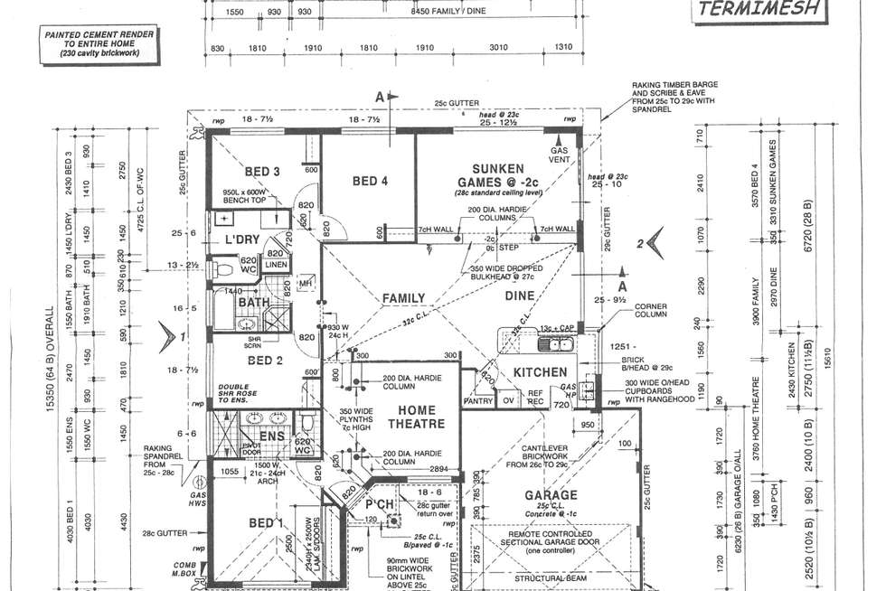 Floorplan of Homely house listing, 62 Clydebank Crescent, Kinross WA 6028
