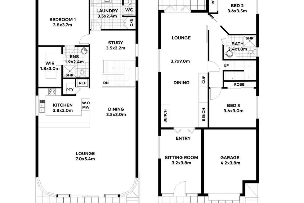 Floorplan of Homely house listing, 213 Bradman Avenue, Maroochydore QLD 4558