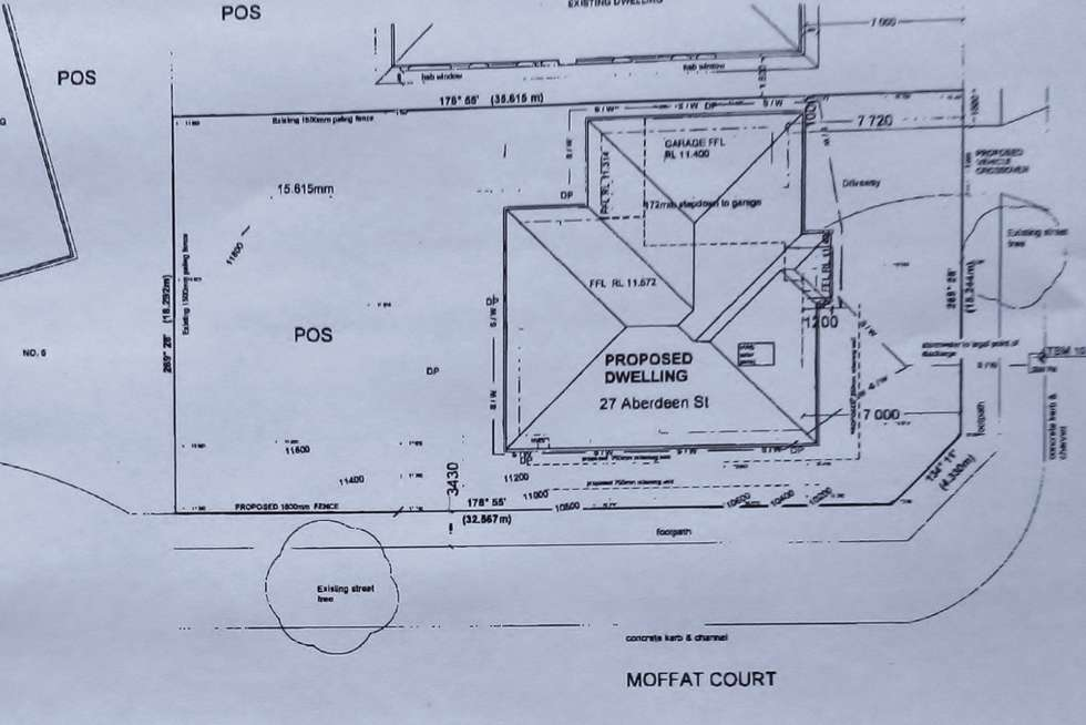 Floorplan of Homely house listing, 27 Aberdeen Street, Portland VIC 3305