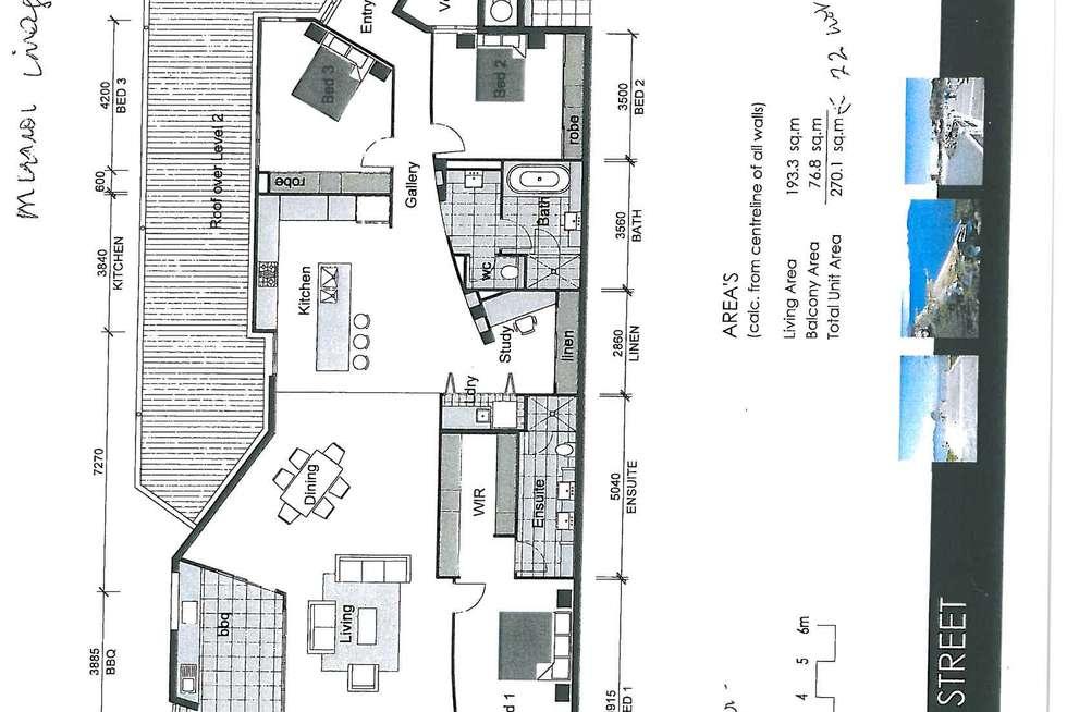 Floorplan of Homely apartment listing, 25/98 Mitchell Street, North Ward QLD 4810