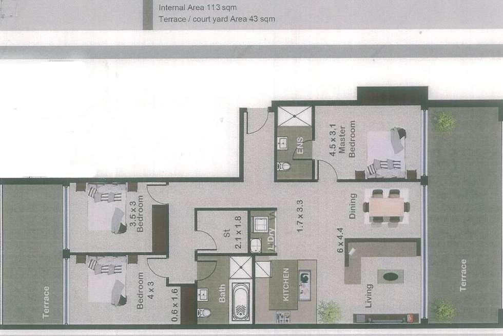 Floorplan of Homely apartment listing, 53/45 Bonar Street, Arncliffe NSW 2205