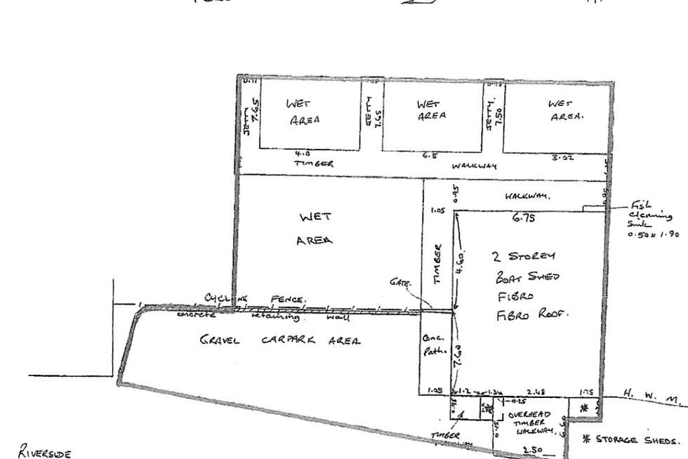 Floorplan of Homely residentialLand listing, Li 311721 Riverside Drive, Narooma NSW 2546