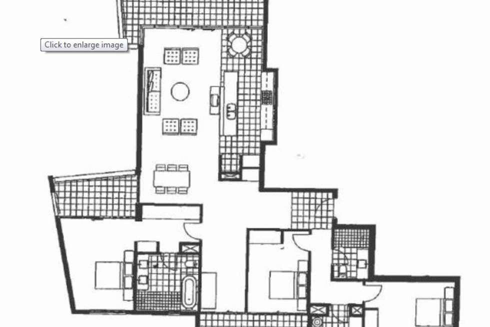 Floorplan of Homely apartment listing, 407/30 The Circus, Burswood WA 6100
